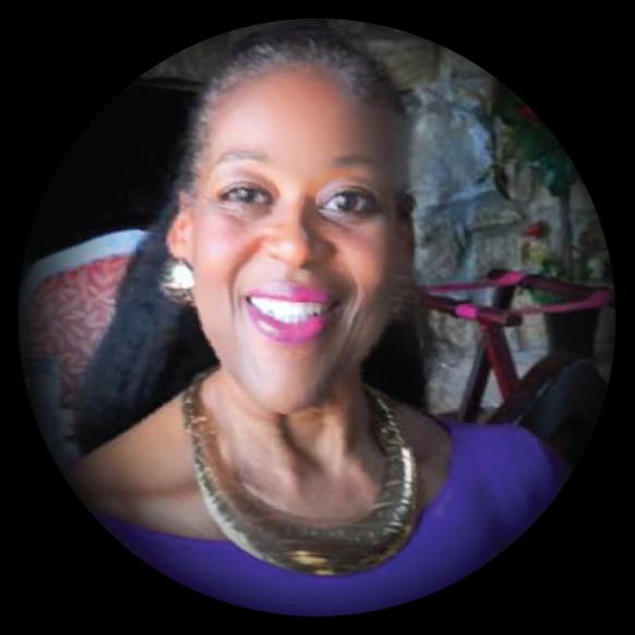 Gail Brooklin Eaves, MS, NCC, LPC – PhD Student