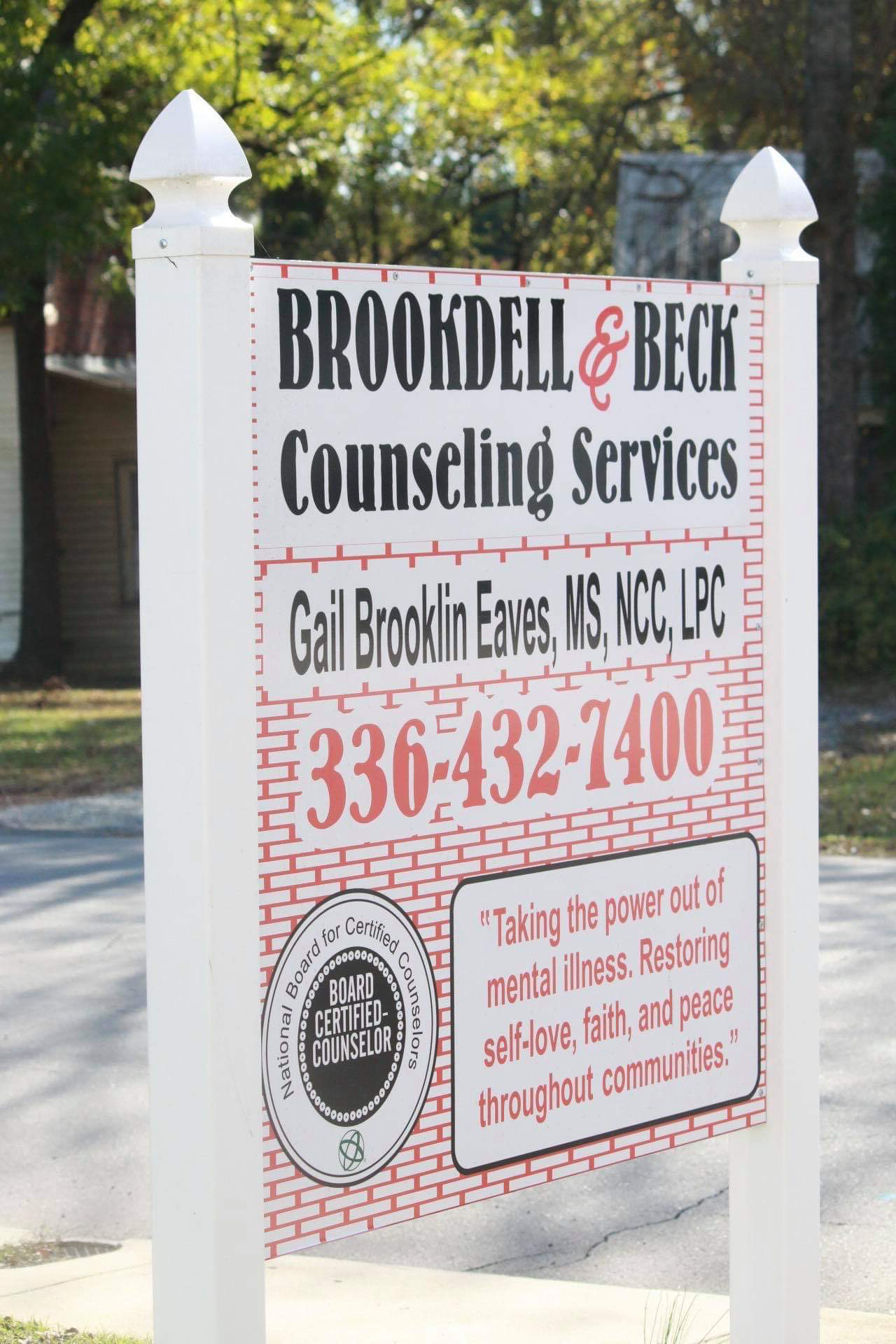 Brookdell & Beck Counseling Services